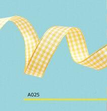5 8 Inch 15mm tartan plaid ribbon
