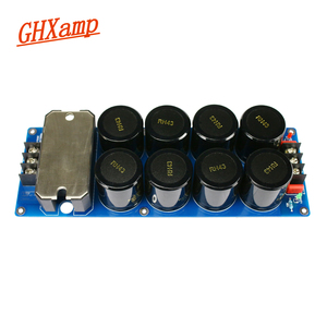 Image 3 - GHXAMP 100A 1000W Amplifier Dual Power Rectifier Filter Board Kits Super Large Current High Power 50V 63V 80V Filter Capacitor