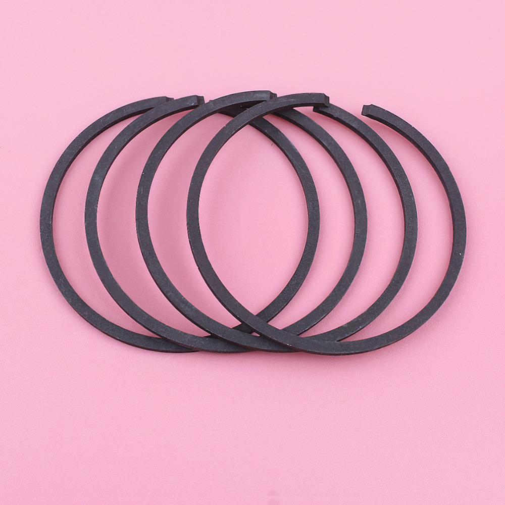 4pcs/lot Piston Rings For Stihl 029 Early Only 032 032AV 45mm X 1.5mm Chainsaw Replacement Spare Part
