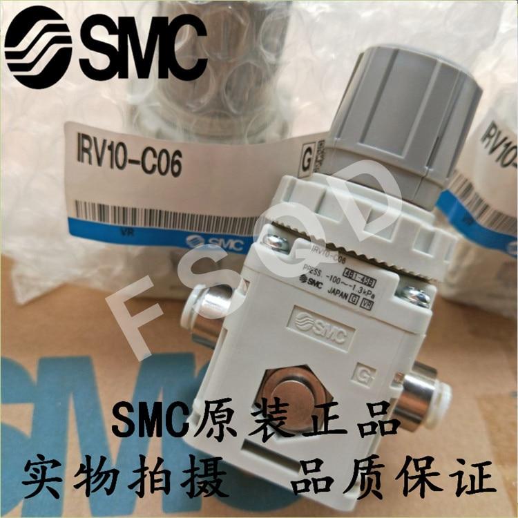 SMC original Vacuum pressure regulating valve IRV10-C06BG IRV10-C08BG IRV10-C06B IRV10-C08B IRV series Pneumatic componentsSMC original Vacuum pressure regulating valve IRV10-C06BG IRV10-C08BG IRV10-C06B IRV10-C08B IRV series Pneumatic components