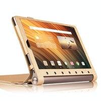 For Lenovo Yoga Tab3 Tab 3 Plus YT X703F X703L 10 1 Inch Tablet Smart PU