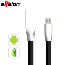 Effelon 2A Mobile Phone USB Charger Cable Data Sync Cable for Samsung/ HTC/ LG/HuaWei Android Tablet PC