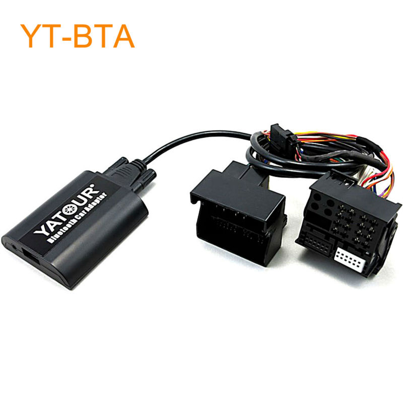 Yatour BTA Car Bluetooth Adapter Kit for Head Unit Radio for Opel Antara Astra Corsa Combo Insignia Signum Tigra Vectra Zafira yatour car digital cd music changer usb mp3 aux adapter for opel vauxhall holden 2006 2010 antara astra h j corsa combo vectra