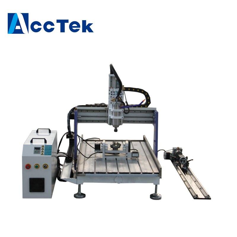 Mini CNC graveur 3 axes, 4 axes, 5 axes Mach3 CNC mini machine à meuler, CNC routeur en bois 6040 6090