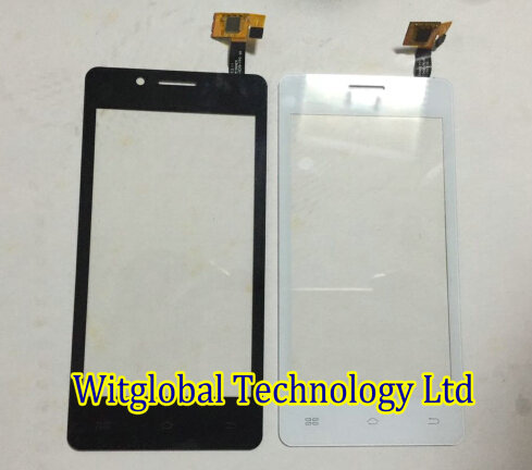 New For 4.5 KENEKSI Orion outer touch screen panel Digitizer Glass Sensor Replacement Free Shipping keneksi art red