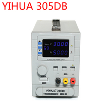YIHUA305DB Precision Adjustable 30V 5A Variable Regulated Programmable DC Power Supply цена и фото