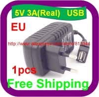 High Quality IC 1PCS 5V 3A USB Charger Power Supply For Most Mobile Phone Tablet Pc
