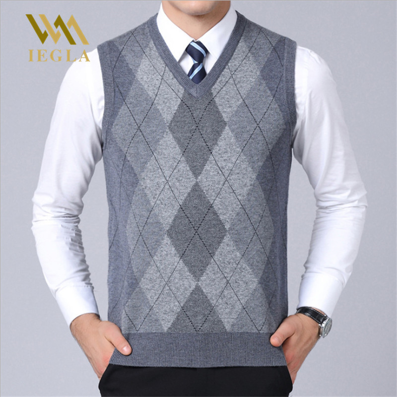 Nine Minow Boys/Girls V Neck Sleeveless Pullover Cable Kinted School Sweaters  Vests Vests