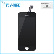 10PCS LOT AAA Quality For Apple iPhone 5C Display Screen LCD Assembly With Digitizer Glass No