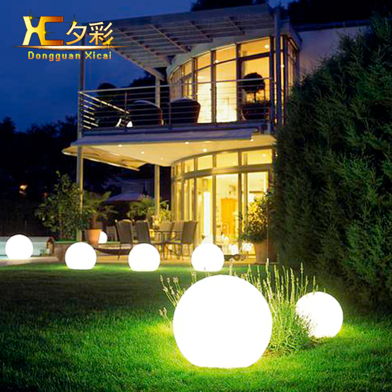 Led ball landscape lighting plastic outdoor lawn light table lamp led ball landscape lighting plastic outdoor lawn light table lamp decorative floor lamps for bar club party grand opening on aliexpress alibaba group mozeypictures Gallery