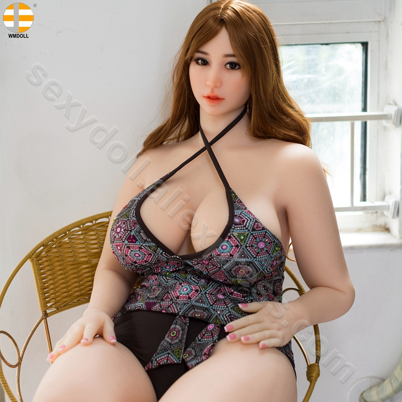 Wmdoll 2018 New 168Cm European Body Fat Full Lifelike Real -2631