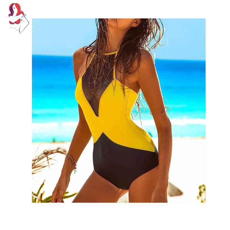 nouvelle sélection vêtements de sport de performance nouvelle apparence UCHIHA LQ New Sexy Swimsuit For Women Bikini Fight Color Net ...