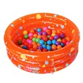 Ребенку надувной флуоресцентные трициклическое плавательный бассейн детский умывальница 4 цвет для выбора YY0060