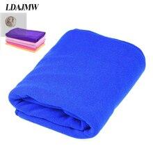 70 x 140 cm Fiber De Bambou Microfibre Sechage Rapide Douche Bath Towel Douce Super Absorbant Home Textile Large Thick Towel