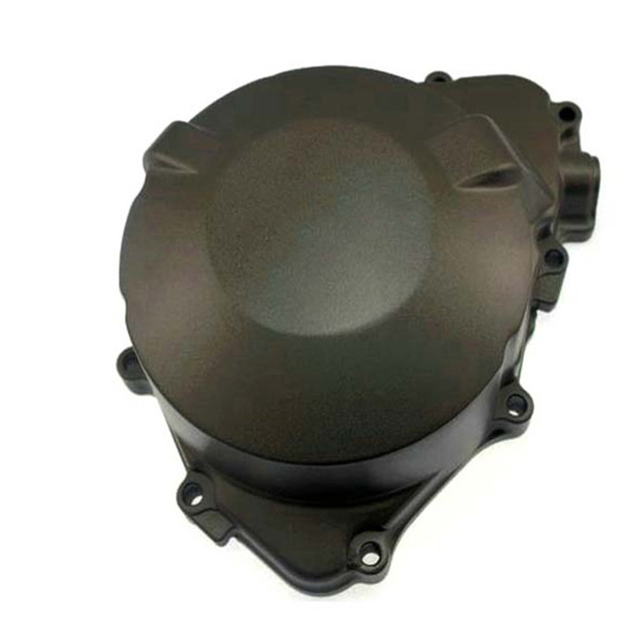 Motorcycle Stator Engine Cover Crankcase Engine Protective Side Protector For HONDA CB900 CB919 2002 2003 2004 2005 2006 2007 aftermarket free shipping motorcycle parts engine stator cover for honda cbr1000rr 2004 2005 2006 2007 left side black