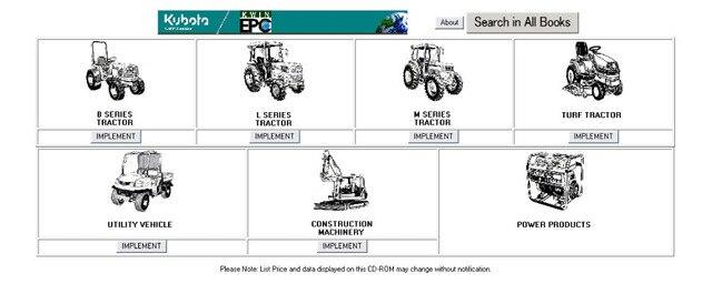 free shipping kubota parts catalogue 2010 tractors construction rh aliexpress com kubota f3560 wiring diagram Kubota Alternator Wiring Diagram