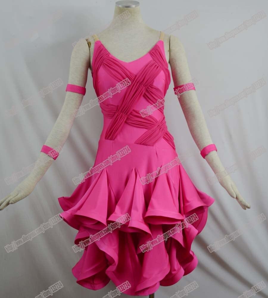 Hot sales Free shipping Latin font b dance b font dress font b tango b font