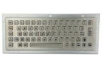 키오스크 금속 키패드 스테인레스 스틸 파손 방지 패널 마운트 산업용 미니 키보드 금속 키보드 키 캡