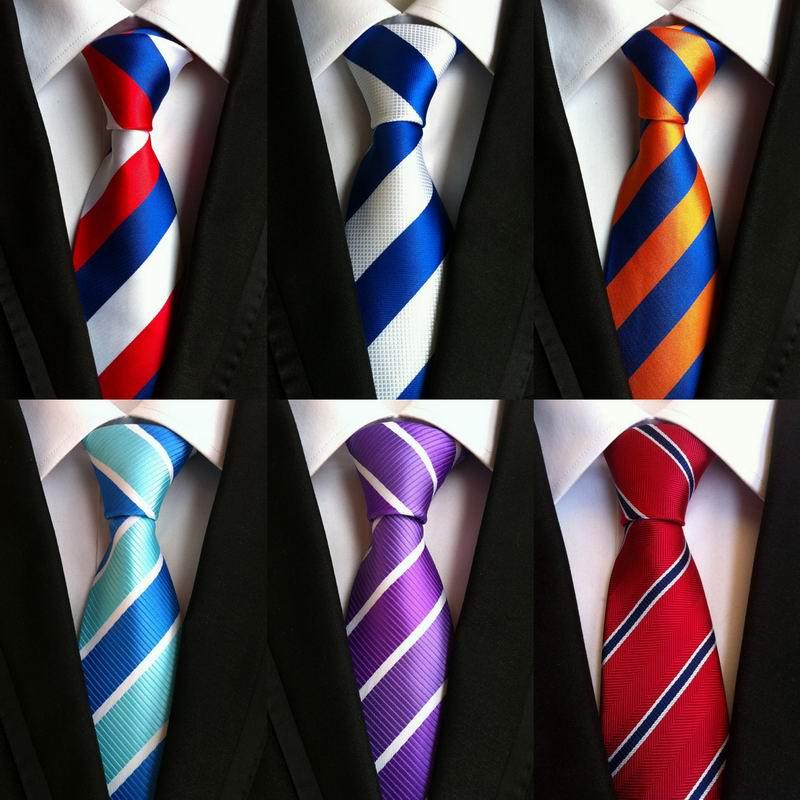 2017 Mens Necktie Ties