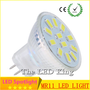 1pcs MR11 led spotlight 4W 5W 8W 5730 SMD Spotlight 220V 12 20 30LED Spot Bulb Light Lamp Warm White/Cool White Free Shipping