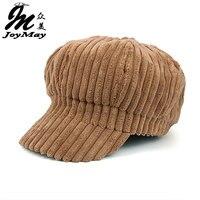 Joymay 2017 High Quality Fashion Artist Women Beret Hat For Women Cap Female Cap Casual Dome