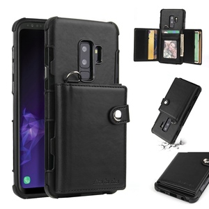 Image 5 - Wallet Flip Cover For Samsung Galaxy Note 9 8 Note8 Luxury Shockproof Coque For Samsung Galaxy s8 s9 plus Note9 Case S9plus S10