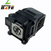 HAPPYBATE ELPLP78 Compatible projector lamp with housing for EB-X20 EB-X18 EB-X120 EB-X03 EB-W28 EB-W22 EB-W18 EB-W120 EB-W03(China)