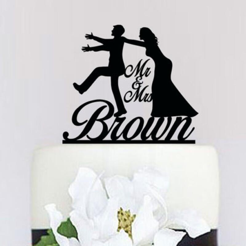personalised wedding cake toppers aliexpress buy wedding cake topper and 18245