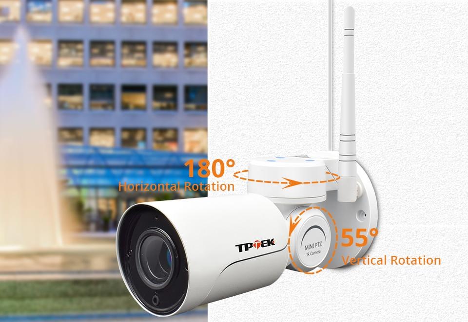 Wireless Waterproof CCTV Camera