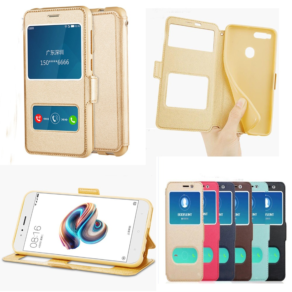 Stand Vintage Flip Leather Case & Silicone Back Case For Global Version <font><b>Xiaomi</b></font> <font><b>Redmi</b></font> <font><b>Note</b></font> 5 <font><b>4GB</b></font> <font><b>64GB</b></font> 5.99