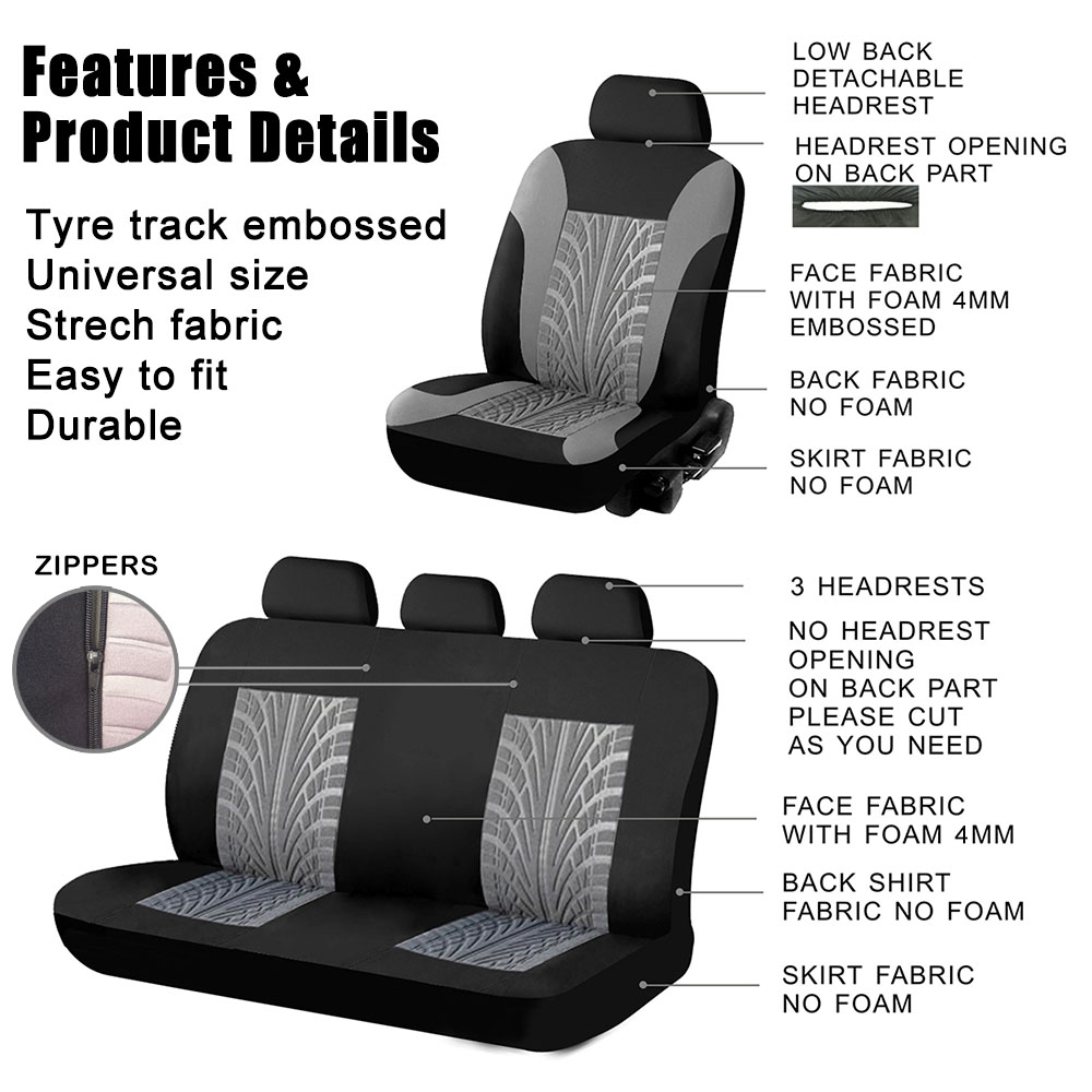 features and product details - TKZ
