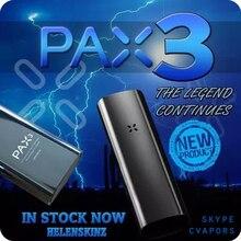 2017 new premium lâche feuille PAX3 vapeur portable vaporisateur pax 3 vapeur pleine kits sans bluetooth APP. PAX2 PAX 2