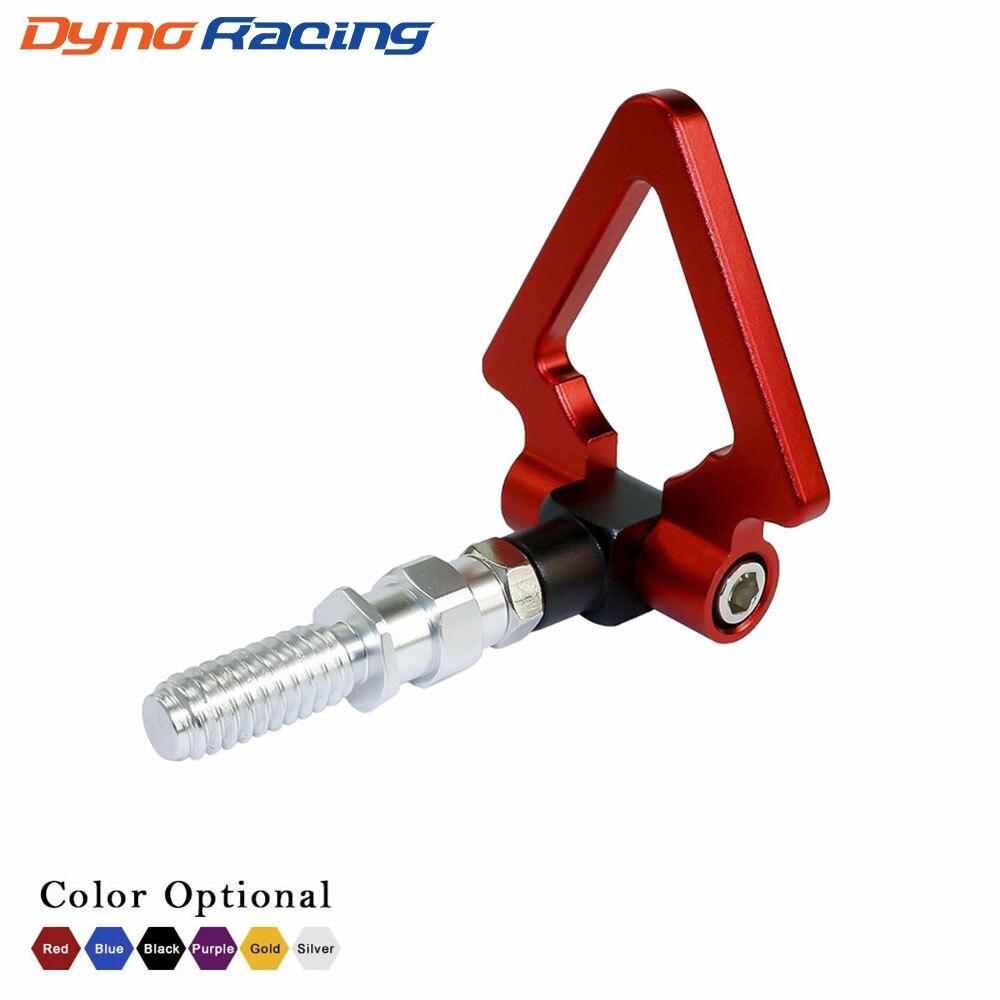 Hak holowniczy do BMW europejski przyczepy samochodowe Racing Screw aluminium CNC trójkąt pierścień holowanie Tow Hook JDM YC100972