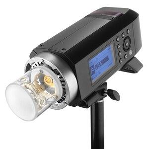 Новый Godox AD400 Pro WITSTRO все-в-одном наружная вспышка AD400Pro Li-on Аккумулятор TTL HSS со встроенной 2,4G беспроводной системой X