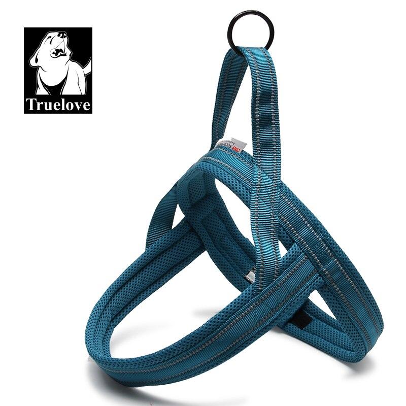 Truelove Soft Mesh polsterētais neilona suņu ķēdes veste 3M - Mājdzīvnieku produkti - Foto 4