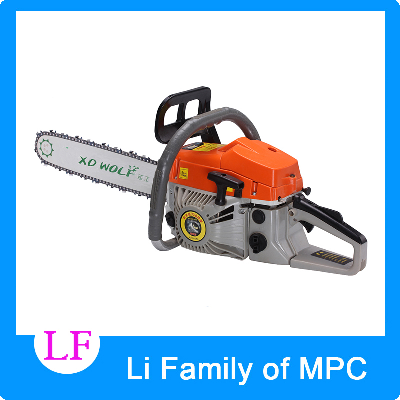 Chainsaw Gasoline Chain Sawing 2-Stroke Air-cooling  50CC 20'' 2.2KW 550mm cutting length Gasoline Chain Saw