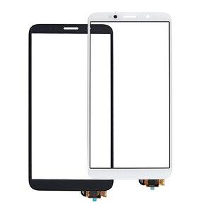 """Image 5 - 5.45 """"Ön Panel Huawei Onur Için 7A 7 S DUA L22 Y5 Başbakan 2018 DRA L22 Dokunmatik Ekran Sensörü Cam Y5 2018 lcd ekran Sayısallaştırıcı"""