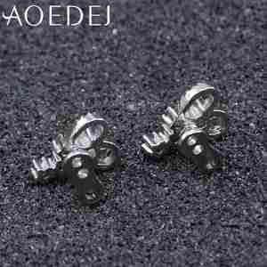 Кожный анкер AOEDEJ, титановый анкер из нержавеющей стали, треугольный микро кожный анкер, имплантаты для кожи, украшения для тела