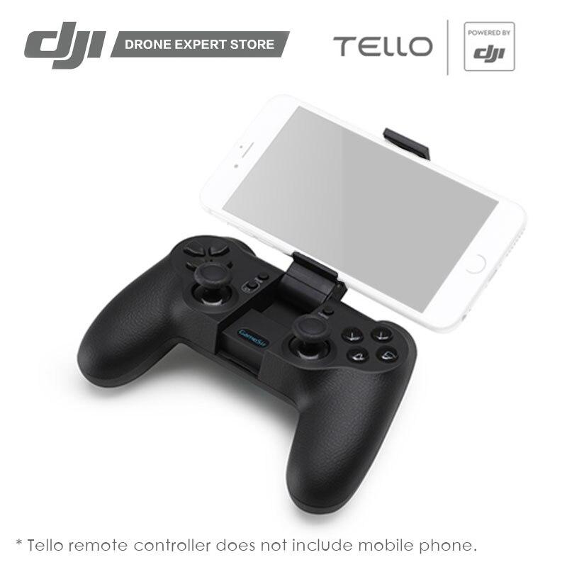 DJI Tello Drone Télécommande GameSir T1d Contrôleur Bluetooth Connexion à ios7.0 + Android 4.0 + Mobile Téléphone