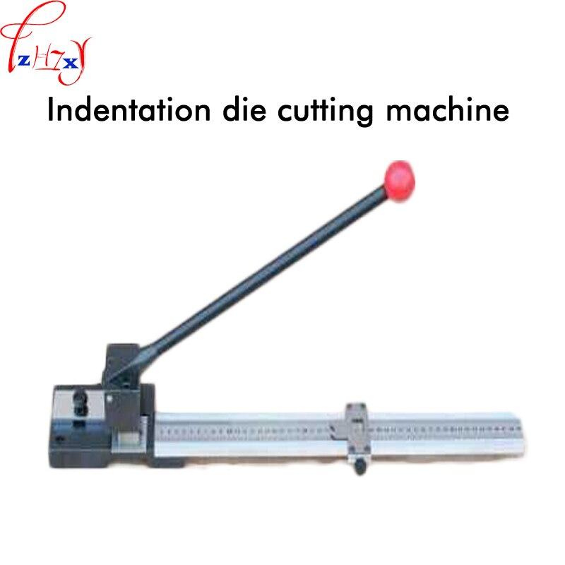 Indentation cutting machine hand indentation die cutting machine indentation scissors machine 1pcIndentation cutting machine hand indentation die cutting machine indentation scissors machine 1pc