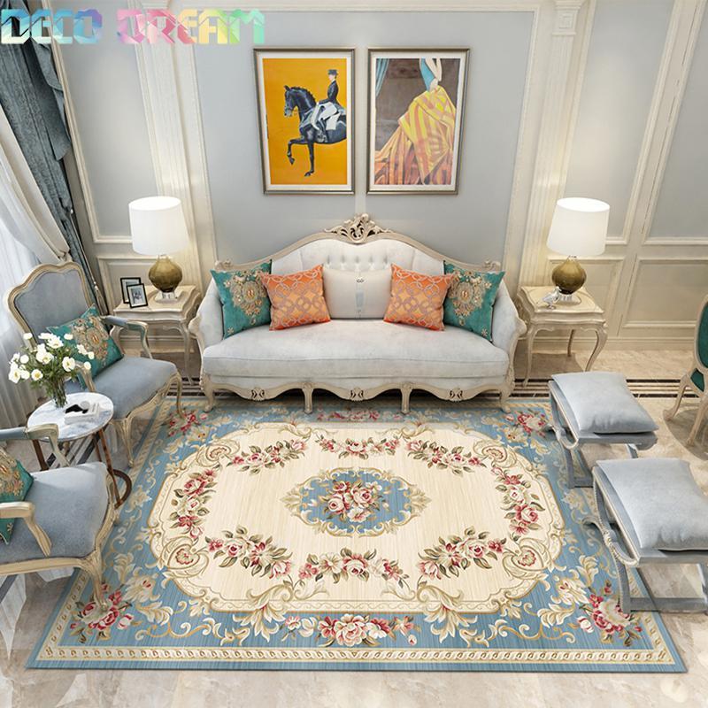 Aliexpress sale modern soft persian carpet for living room - Modern carpets for living room ...