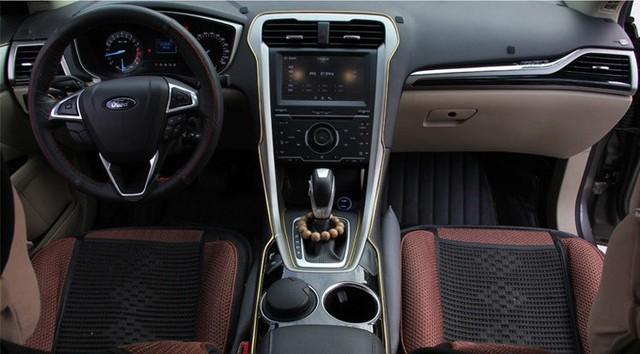 2017 new car interior sticker for smart fortwo ford ecosport hyundai ...