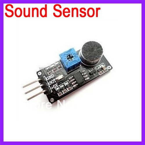 5pcs/lot Sound Detection Sensor Module Sound Sensor Special For Arduino
