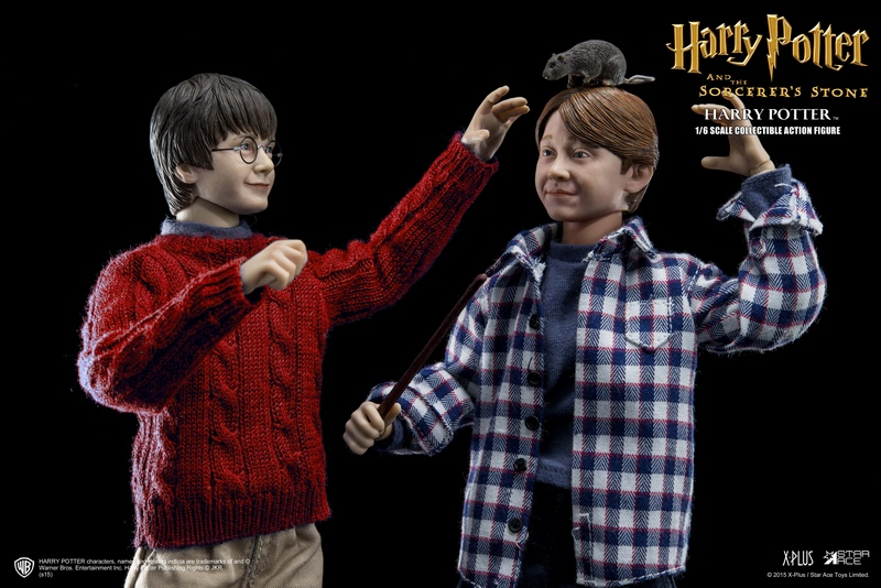 1/6 scale figure doll 24cm Figure model HARRY POTTER or RON WEASLEY CASUAL WEAR action figure doll Collectible Figure model Toys star ace toys sa0001 the 1 6 scale young harry potter and the sorcerer s stone collectible action figure dolls gift collections