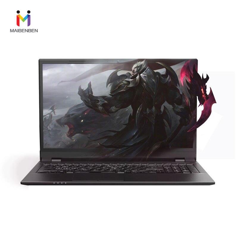 Super ordinateur portable de jeu MAIBENBEN HEIMAI6X 16.1