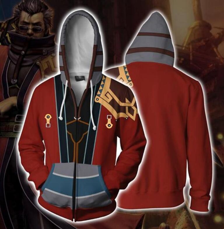 Hot TV game Final Fantasy FFXIV hero cosplay costume jacket coat hoodie Noctis Lucis sports jacket coat
