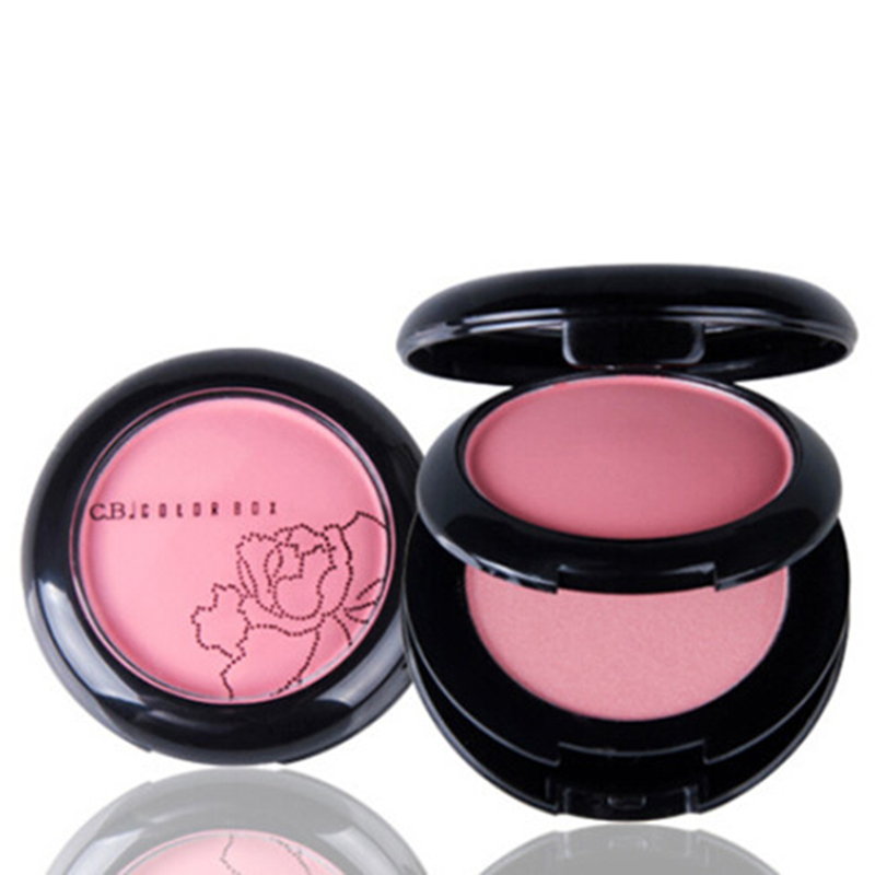 Wholesale Price Makeup Baked Blush Palette Baked 12 Colors Blusher Blush