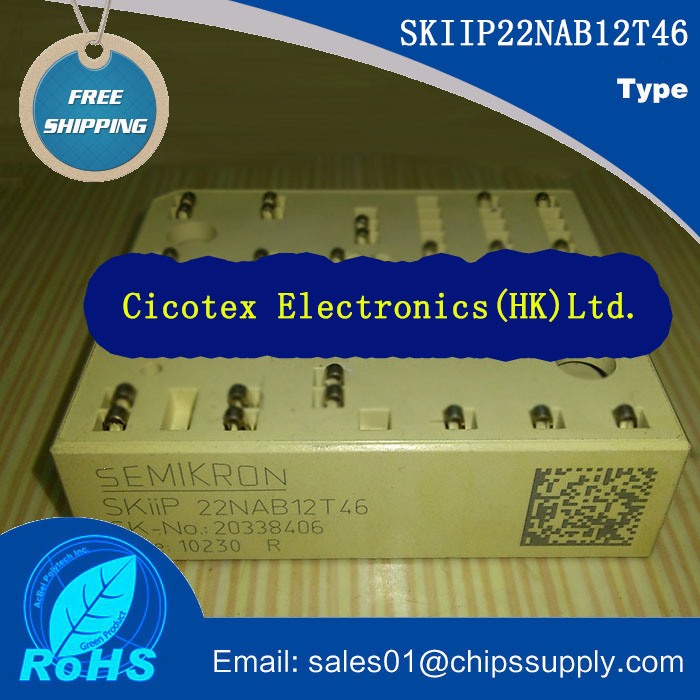 SKIIP22NAB12T46 IGBT ModuleSKIIP22NAB12T46 IGBT Module