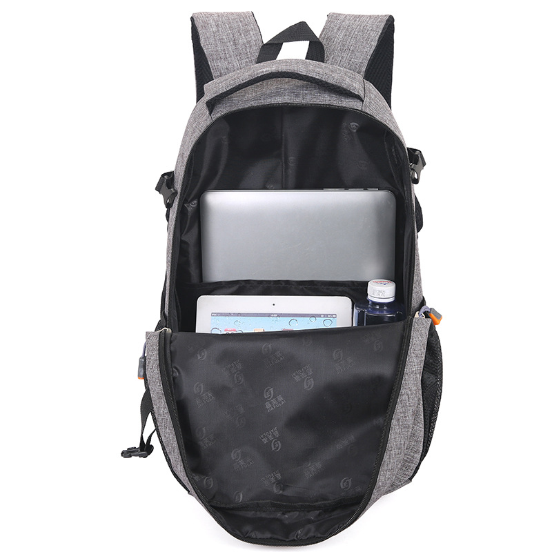 Image 3 - 2019 Men Backpack Oxford Male Travel bag Backpacks fashion men and women Designer student bag laptop bag High capacity backpack-in Backpacks from Luggage & Bags