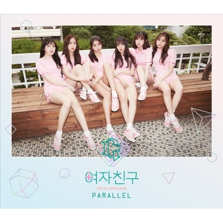GirlFRIEND Gfriend 5TH MINI ALBUM - PARALLEL (WHISPER VER.) Release Date 2017.08.02 KPOP exo 4th album repackage the war the power of music chinese ver korean ver 2 version set release date 2017 09 06